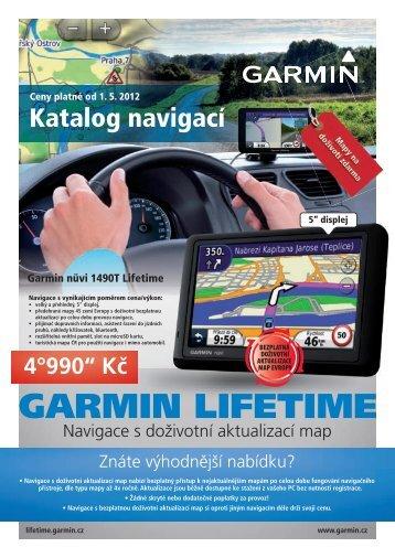 Katalog navigaci-duben 2012.indd - Garmin