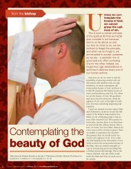 beauty of God - Diocese of Tulsa