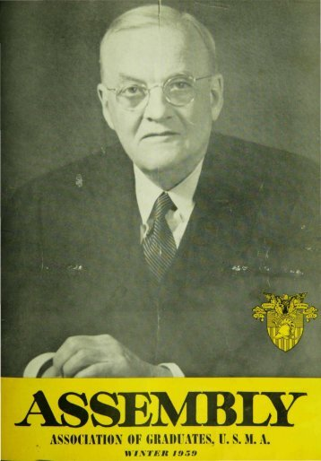 association of - USMA Library Digital Collections - West Point