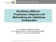 Endokarditis-Prophylaxe