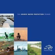source water protection the source water protection ... - Pollution Probe