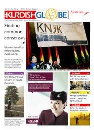 Finding common consensus - Kurdish Globe