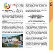 135 Die naturreichste Stadt Thüringens ist eine kreisfreie Stadt (ca ...