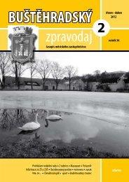zdarma březen – duben 2012 ročník 36 časopis ... - Buštěhrad