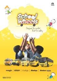 Complete School Range Leaflet - Buses - Tata Motors