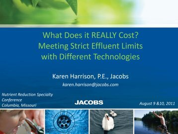 Harrison.What Does It Really Cost.Meeting Strict Effluent Limits with ...