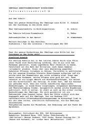 ZENTRALE ARBEITSGEMEINSCHAFT ECHINOPSEEN I ...