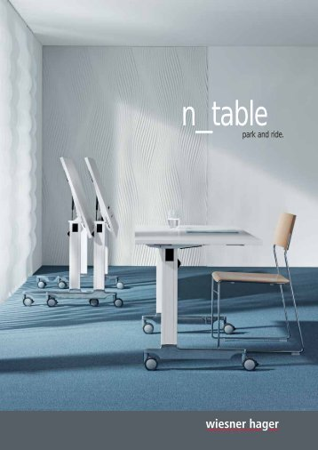 n_table - Apres Furniture
