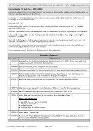 Mustertexte (PDF) - WICON Industrietore