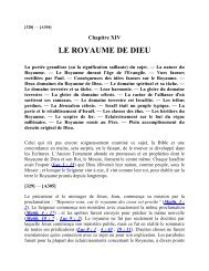 LE ROYAUME DE DIEU - The Divine Plan of the Ages