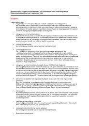 Vraag en antwoord Wijkcontactbijeenkomst Holendrecht - Stadsdeel ...