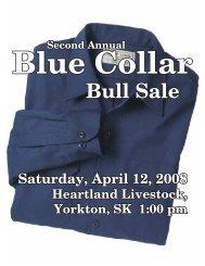 Bull Sale - SaskLivestock