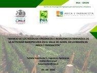Manejo de los residuos orgánicos e inorgánicos ... - Platina - INIA