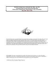 Court Clerks Index of Settlements, Guardians' Bk B - USGenNet