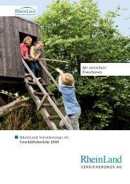 Geschäftsbericht 2010 - h1