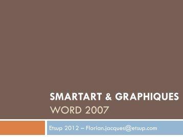 Graphique ». - ETSUP