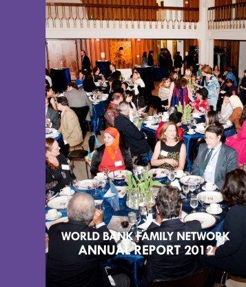 ANNUAL REPORT 2012 - WBFN