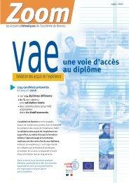une voie d'accès au diplôme - Le conseil VAE en Bretagne