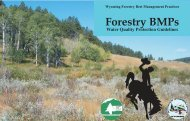 Best Management Practices - Wyoming State Lands