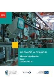 PARP A4 4.indd - Polska Agencja Rozwoju Przedsiębiorczości