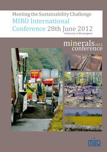 MIRO 2012 Minerals Conference Details.pdf - Agg-Net