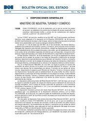 Orden ITC/2585/2011 - BOE.es