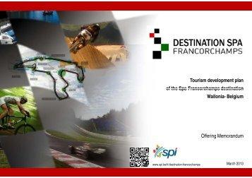 The destination of Spa-Francorchamps - Spi