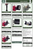 BENCH GRINDERS & BENCH SANDERS Contents - Gibb Tools - Page 5