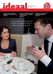 ideaal 2011 4 oktober.pdf - PvdA Rotterdam