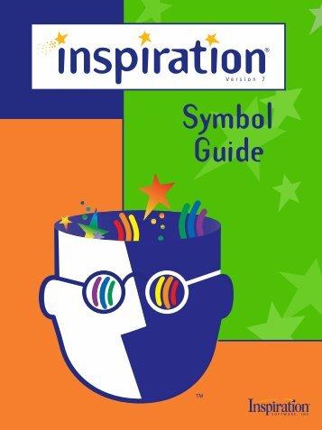 Inspiration® 7 Symbol Guide