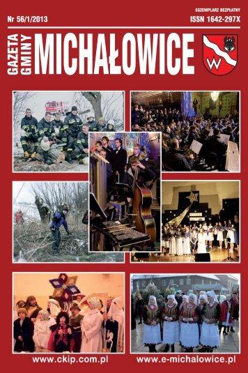 Gazeta w wersji pdf - Gmina Michałowice