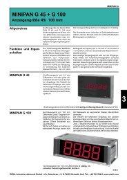 MINIPAN G 45 + G 100 - drive-electric.hu