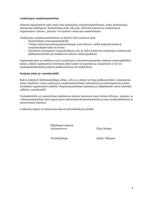 Asiakirja (PDF-muodossa) - Arkistolaitos