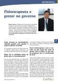 Revista Junho – n° 34 - Crefito5 - Page 7