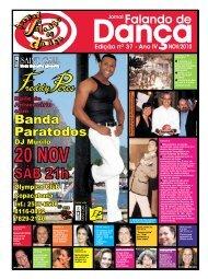 Ed. 037 - Agenda da Dança de Salão Brasileira