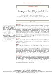 Compression-Only CPR or Standard CPR in Out-of ... - Urgentologue