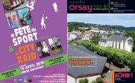 Orsay, notre ville - n°19 avril