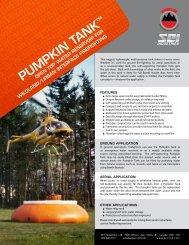 Fireflex Pumpkin Tank Brochure - SEI Industries Ltd.