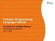 Fortress Programming Language Tutorial.pdf - Free