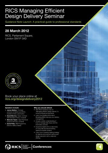 For further information - Association for Project Management