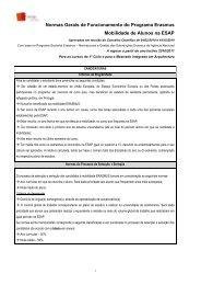 Normas Erasmus 10-11 - ESAP