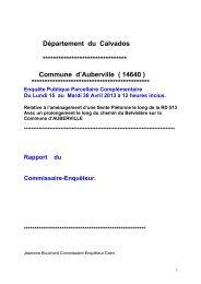 Département du Calvados - Les services de l'État dans le Calvados