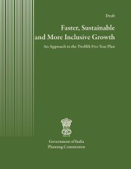 Approach to the Twelfth Five Year Plan - Indian Railways Institute of ...
