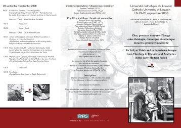 Program - gemca - UCL