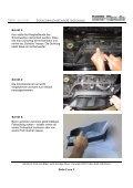 BMW 3er E46 Scheinwerferblende lackieren - Page 2
