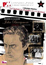 John Barrymore - Project Media