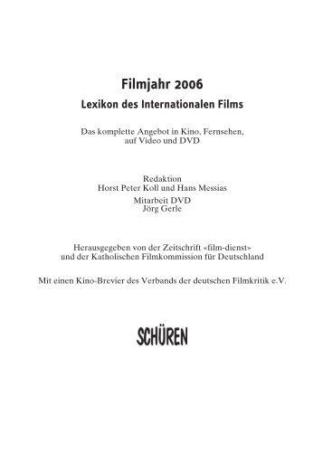 Lexikon des Internationalen Films - Einsnull