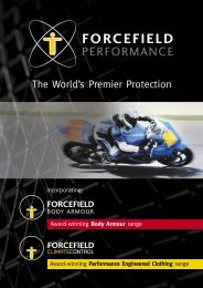 The World's Premier Protection - Big Bike Webshop