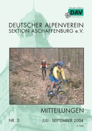 Strategie für Ihr Vermögen. - Alpenverein-Aschaffenburg.de