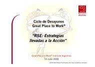 Microsoft PowerPoint - Presentaci\363n XPC Desayuno RSE para web